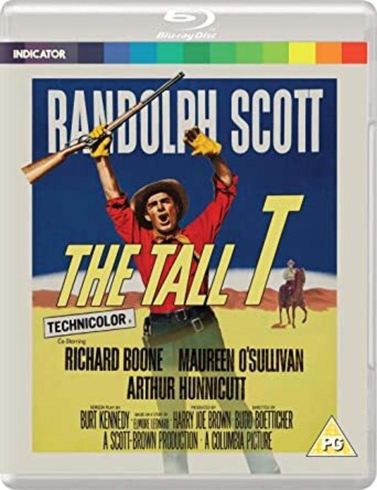 Tall T (Standard Edition) - Tall T (Standard Edition) / (Uk)