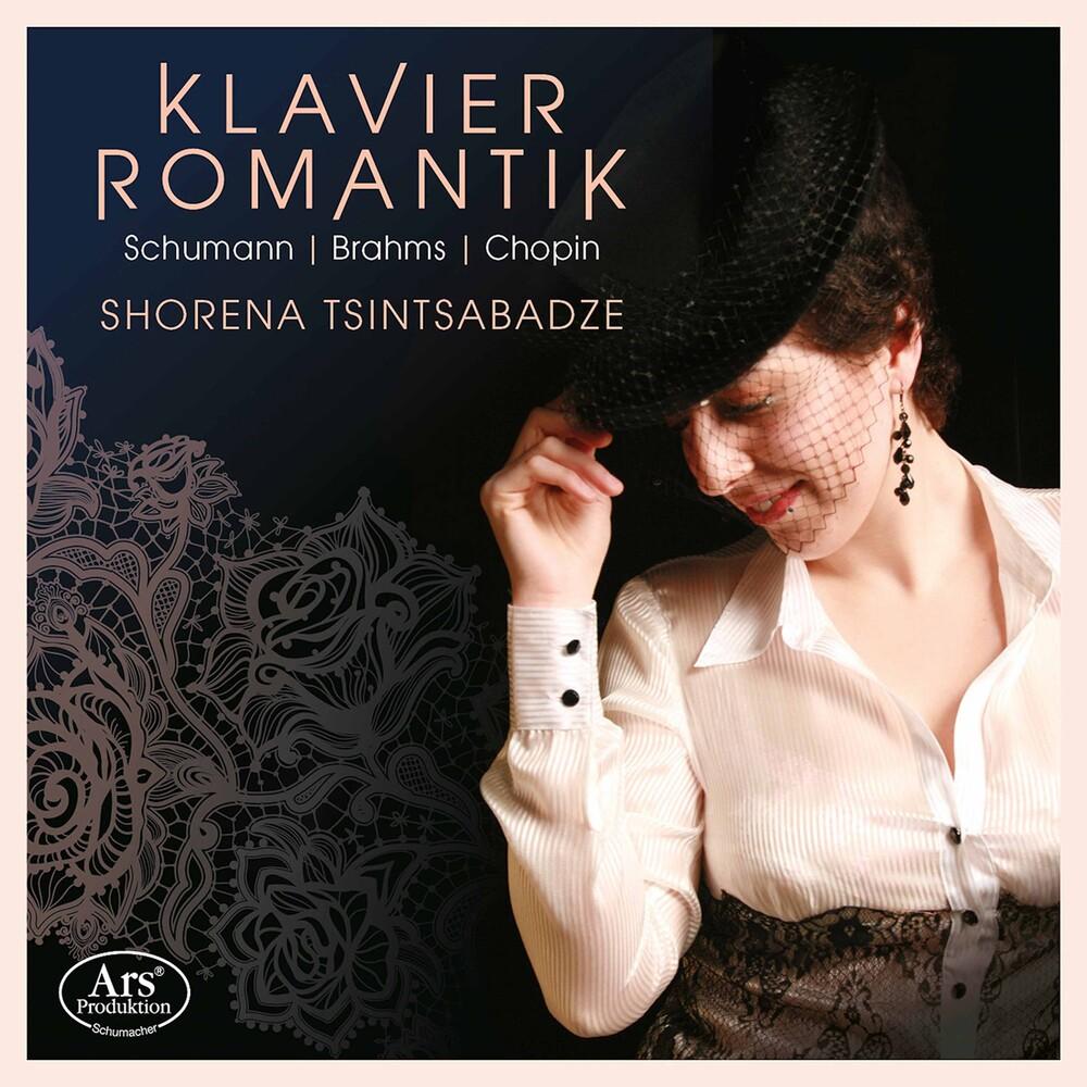 Shorena Tsintsabadze - Klavier Romantik