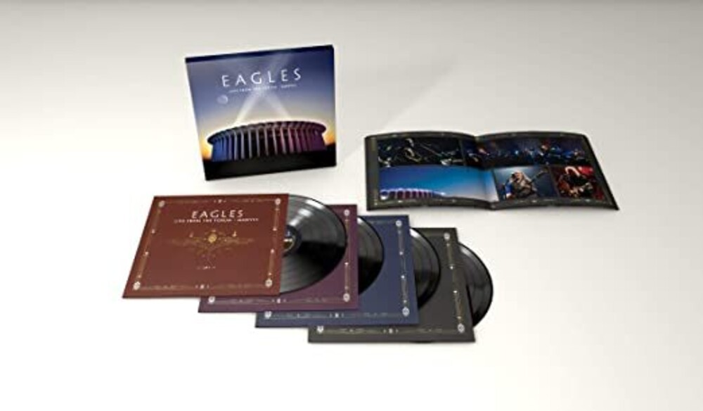 Eagles - Live From The Forum MMXVIII [4LP]