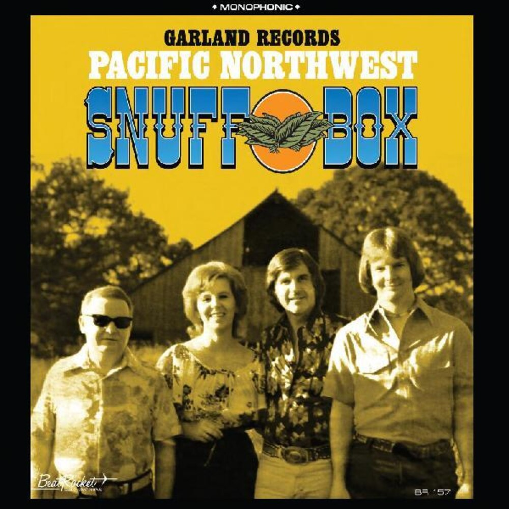 Garland Records - Pacific Northwest Snuff Box [Limited Edition LP]