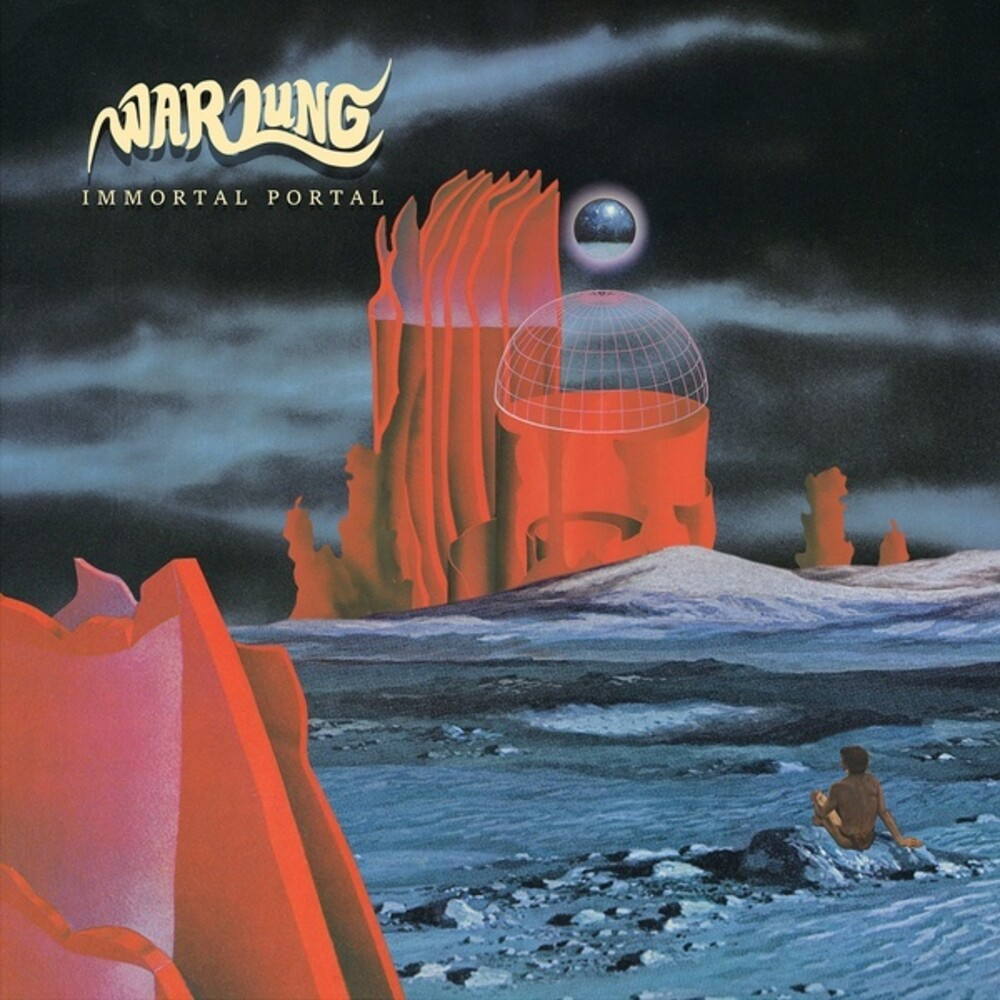 Warlung - Immortal Portal (Blue) [Colored Vinyl]