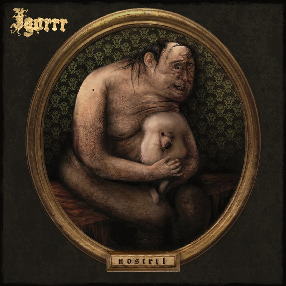 Igorrr - Nostril (Blk) (Gate)