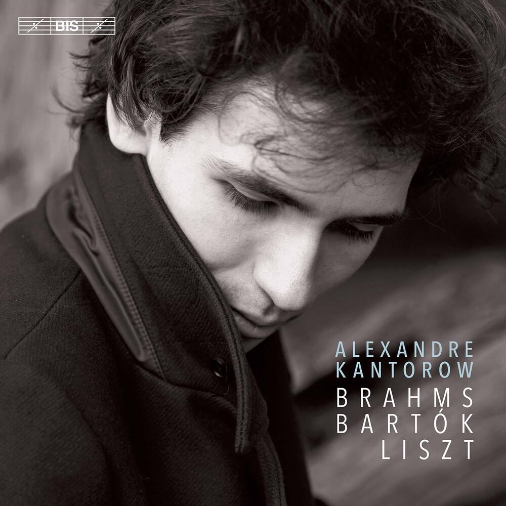 Alexandre Kantorow - Brahms Bartok & Liszt (Hybr)