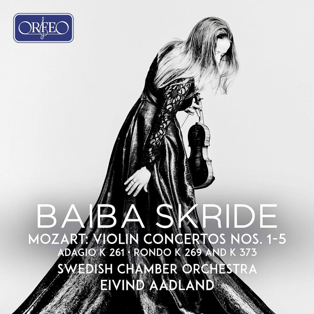 Baiba Skride - Violin Concertos 1-5 (2pk)