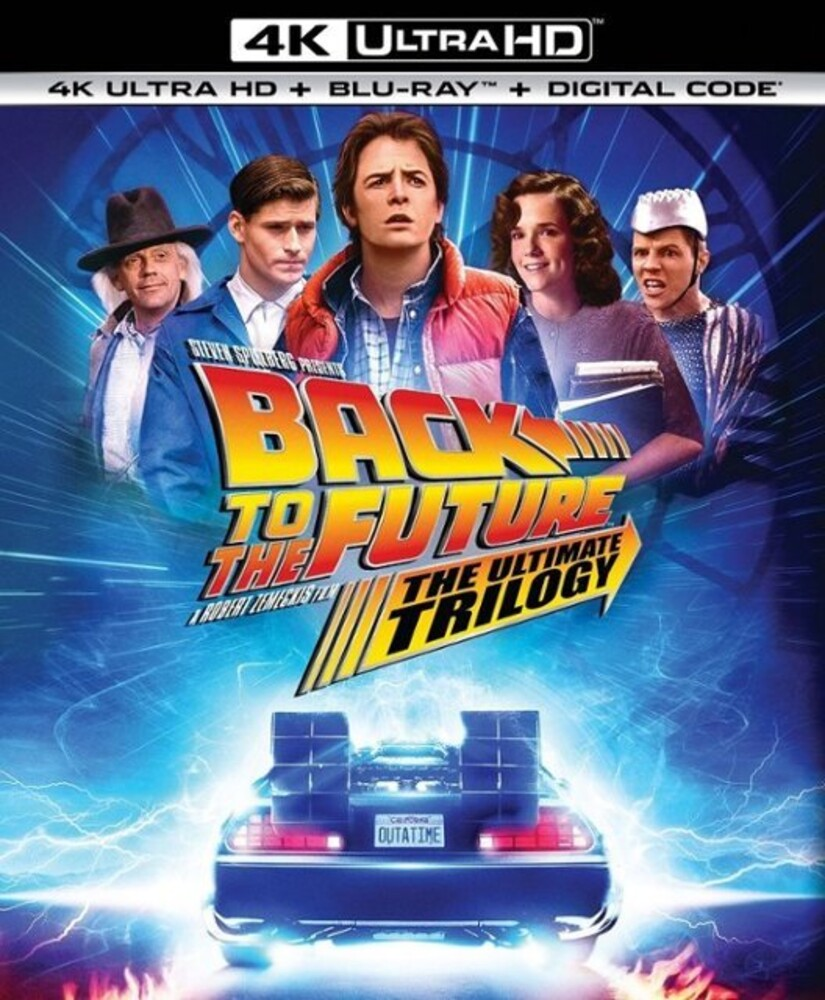 - Back to the Future: The Ultimate Trilogy