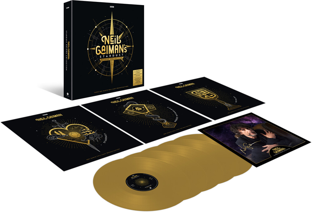 Neil Gaiman - Neil Gaiman's Stardust Record Collection (Auto)