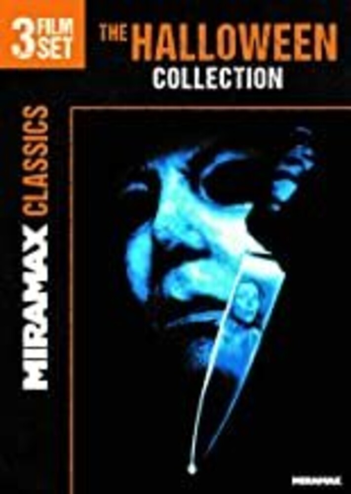 Halloween 3-Movie Collection - Halloween 3-Movie Collection (2pc) / (2pk Amar Ws)