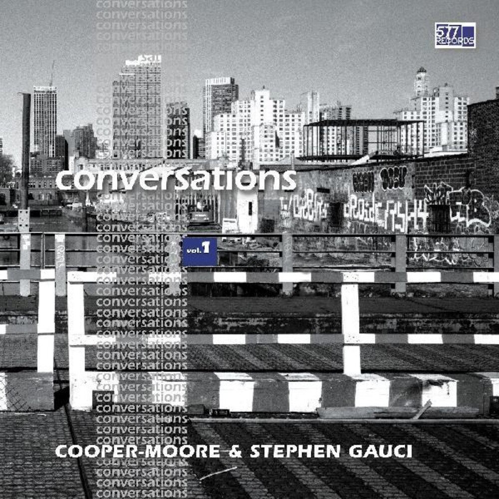 Cooper-Moore / Stephen Gauci - Converations 1