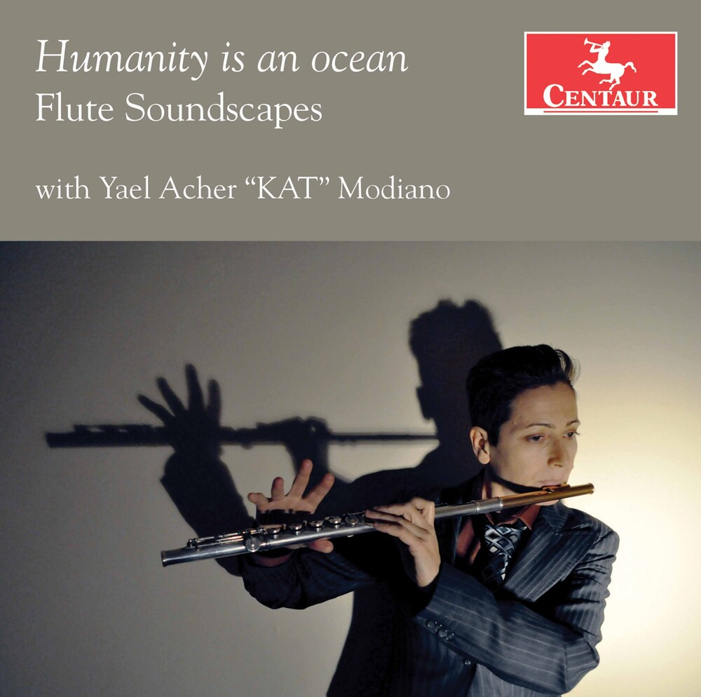Acher-Modiano / Modiano - Humanity Is An Ocean