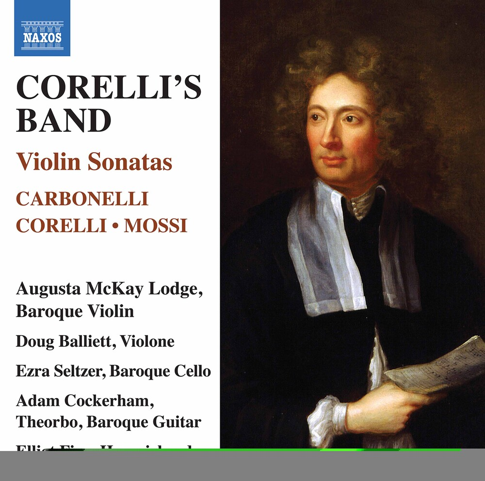 Augusta McKay Lodge - Corelli's Band
