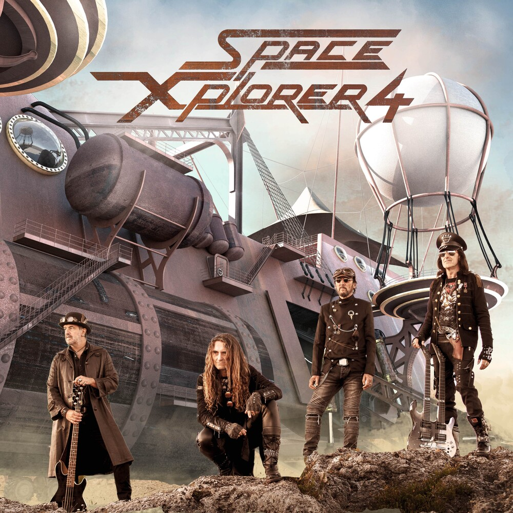Xplorer4 - Space (Uk)