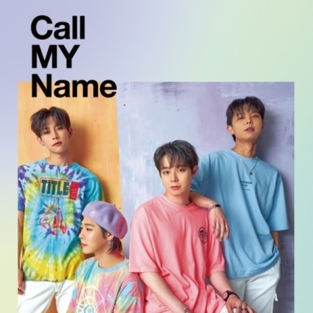 Trigger - Call My Name [With Booklet] (Asia)