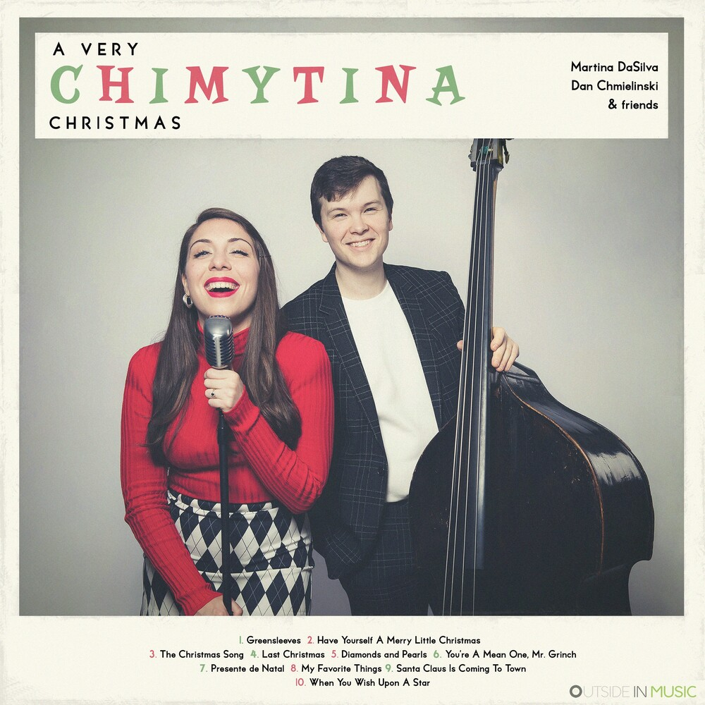 Martina Dasilva - A Very Chimytina Christmas