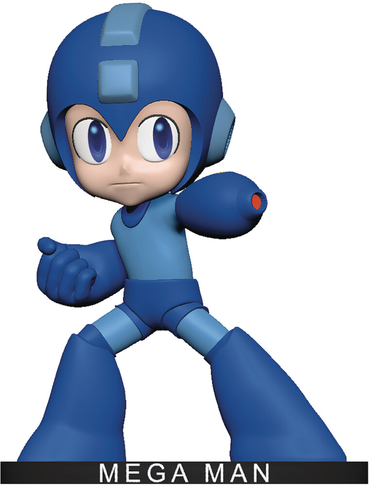 - Icon Heroes - Mega Man Bobble Head