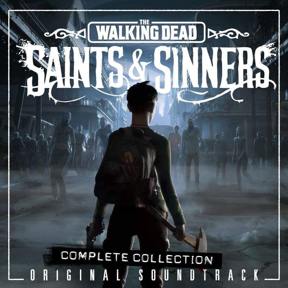 Various Artists - The Walking Dead: Saints & Sinners (Original Soundtrack) [2CD Complete Collection]