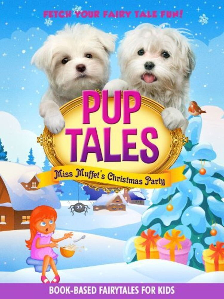 Katabelle - Pup Tales Miss Muffet's Christmas Party