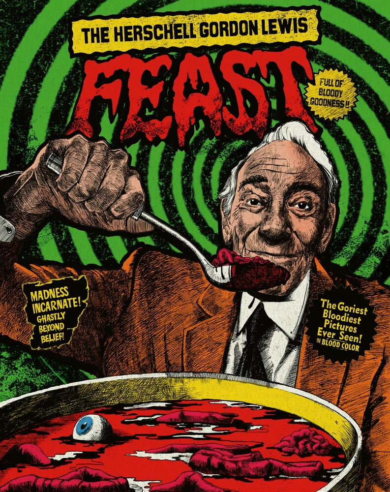 - Herschell Gordon Lewis Feast (7pc)