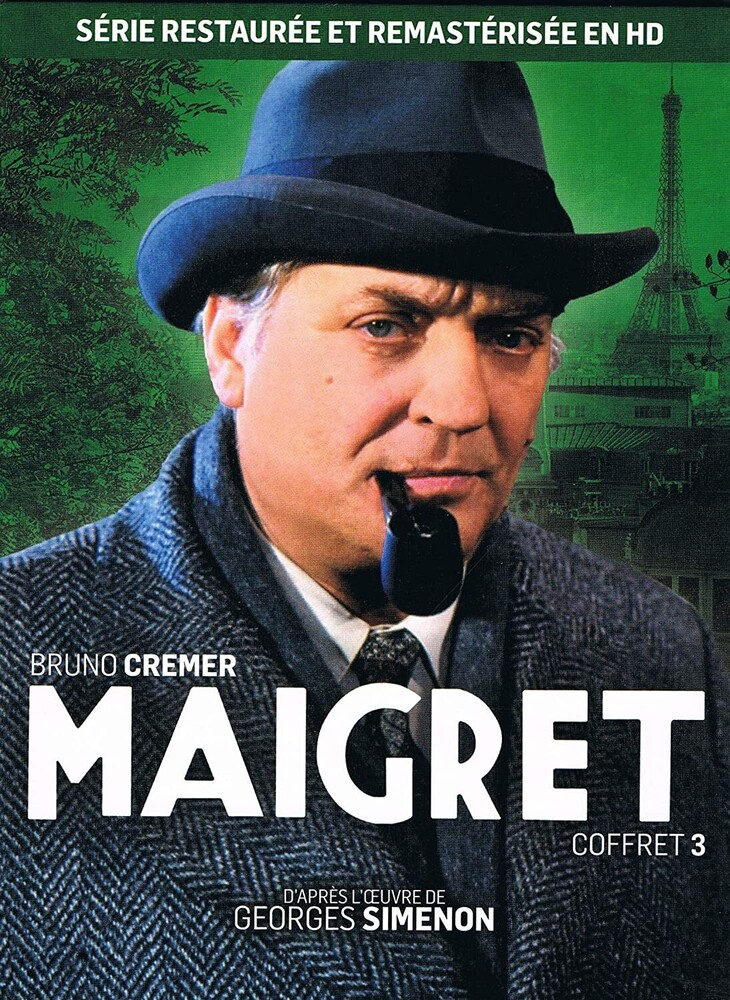Bruno Cremer - Maigret: Coffret 3