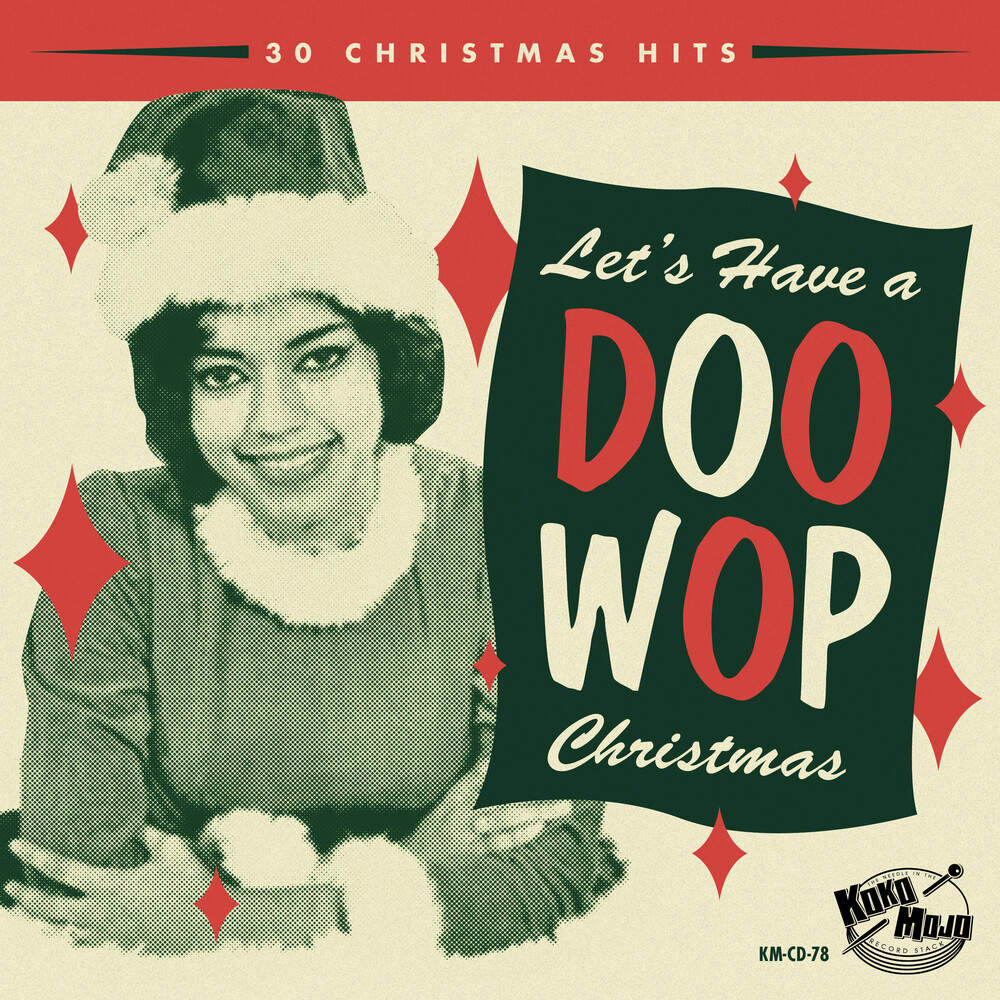 Lets Have A Doo Wop Christmas / Various - Lets Have A Doo Wop Christmas / Various