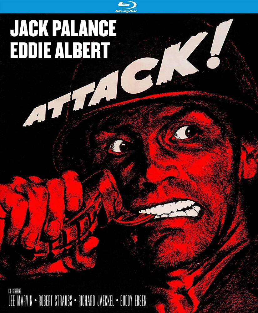 Attack (1956) - Attack!