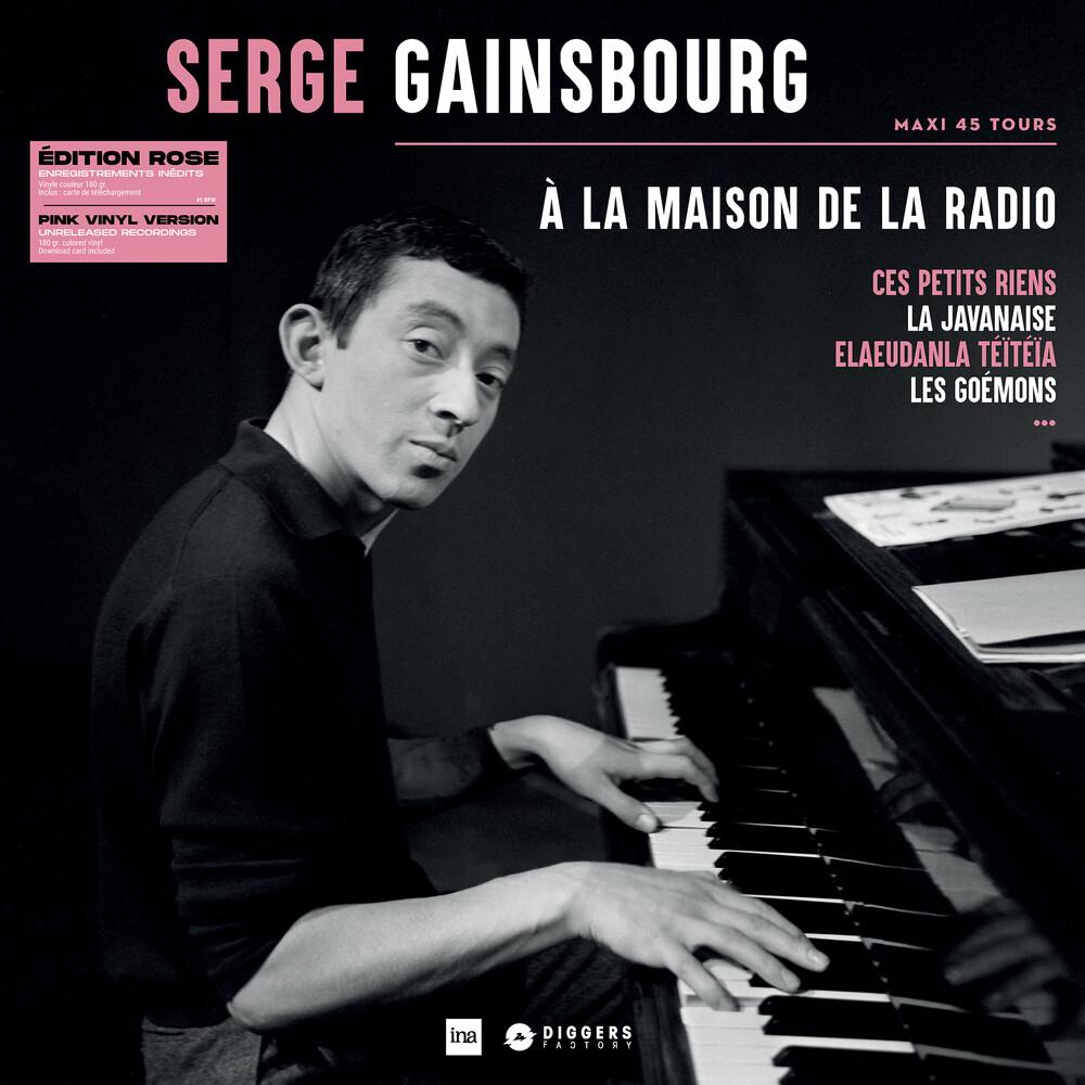Serge Gainsbourg - La Maison De La Radio (Uk)