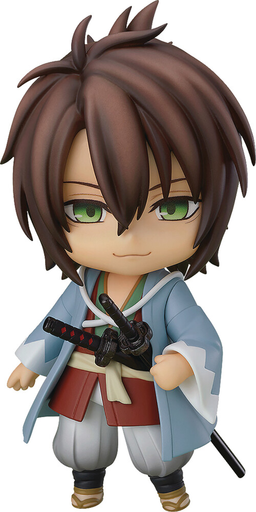 Good Smile Company - Good Smile Company - Hakuoki Shinkai Souji Okita Nendoroid ActionFigure