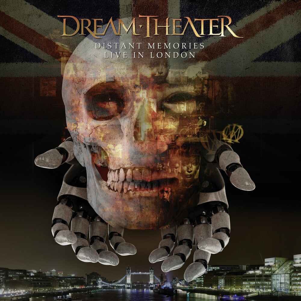 Dream Theater - Distant Memories - Live In London [Box Set]