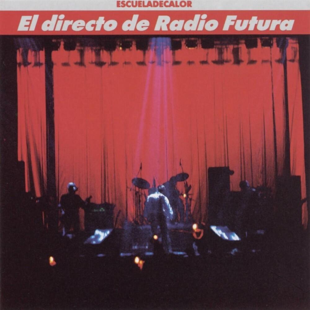 Radio Futura - El Directo De Radio Futura (Spa)