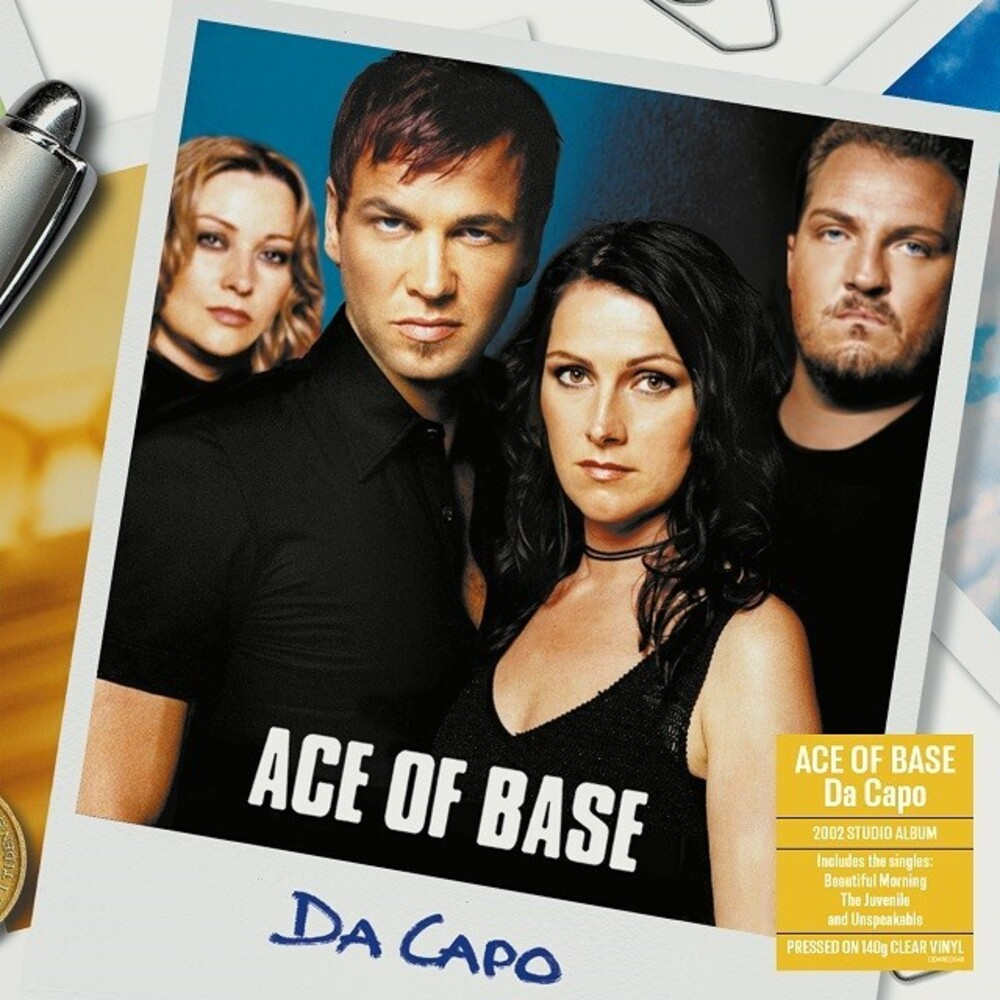 Ace Of Base - Da Capo (Cvnl) (Ofgv) (Uk)