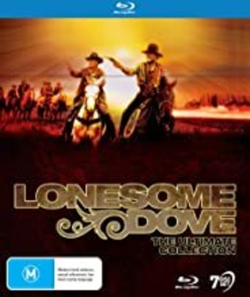 Lonesome Dove: Ultimate Blu-ray Collection - Lonesome Dove: The Ultimate Collection
