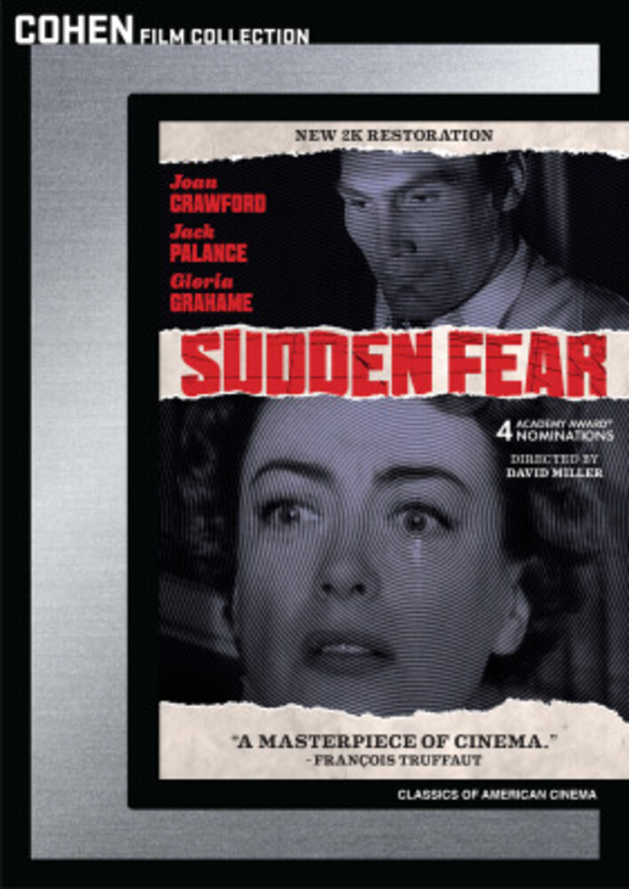 Sudden Fear (1952) - Sudden Fear