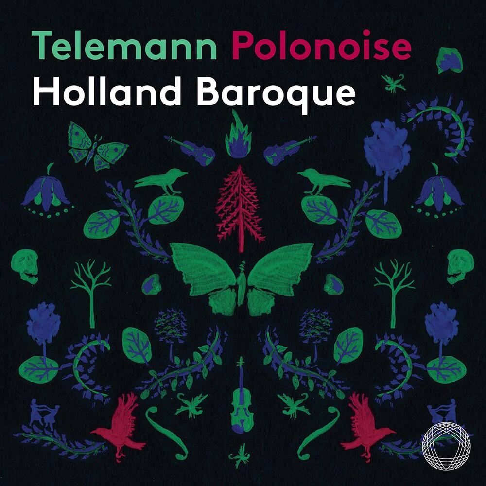 Telemann / Holland Baroque / Nosky - Polonoise (Hybr)