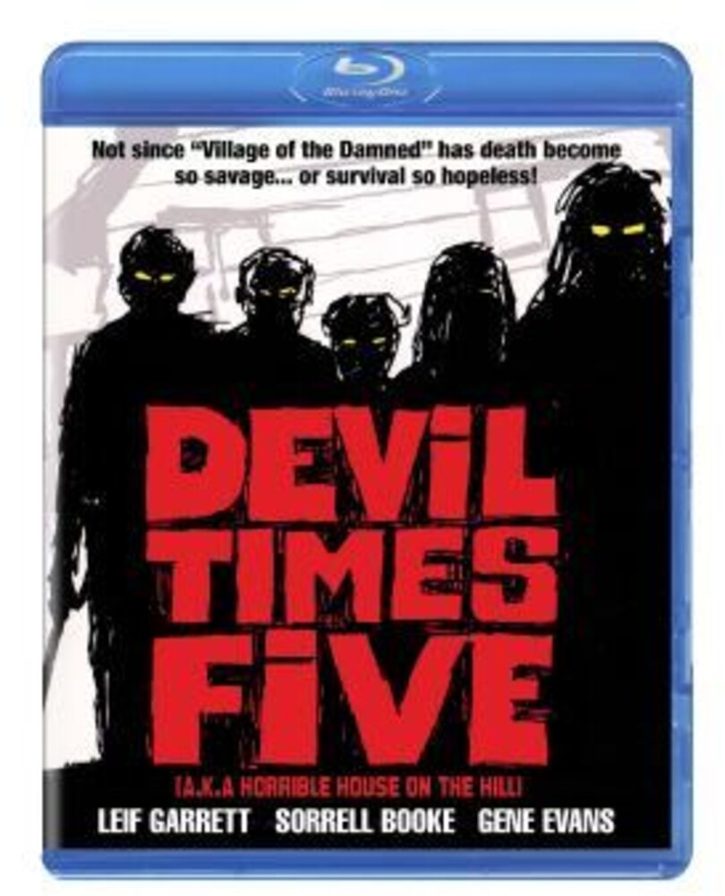 Devil Times Five (1974) - Devil Times Five (1974)