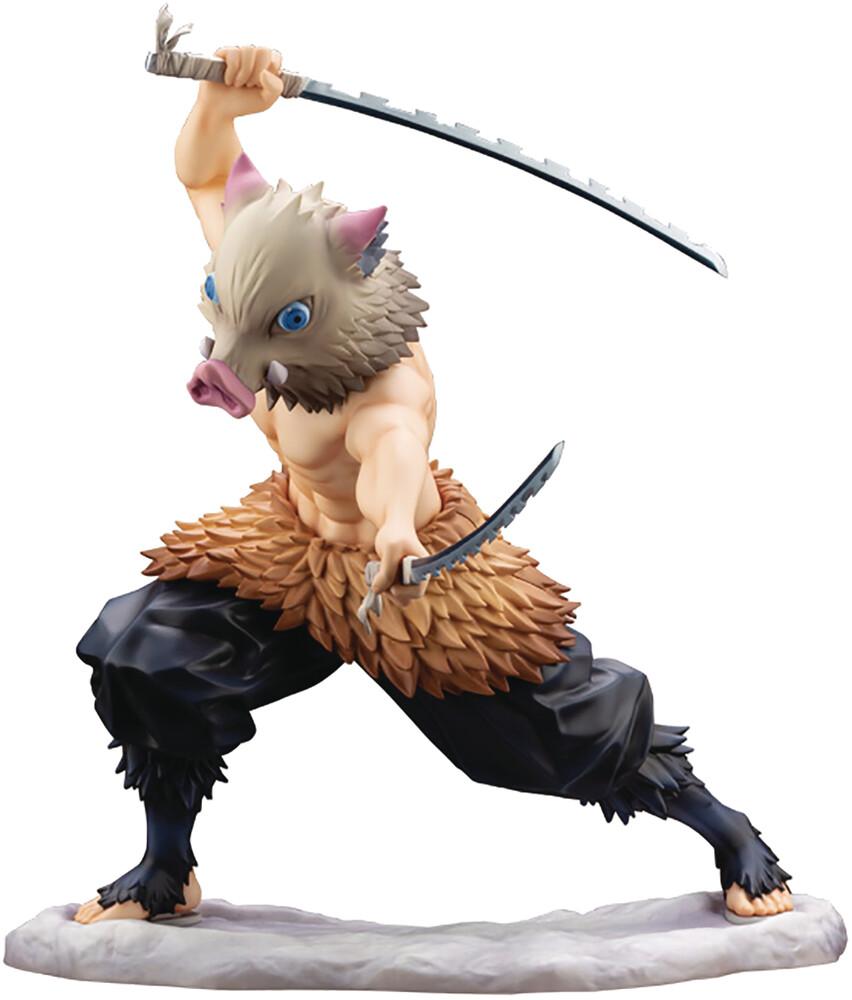 Demon Slayer - Artfx J Inosuke Hashibira - Kotobukiya - Demon Slayer - ARTFX J Inosuke Hashibira