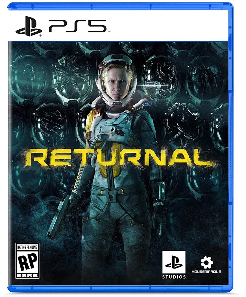 Ps5 Returnal - Returnal for PlayStation 5