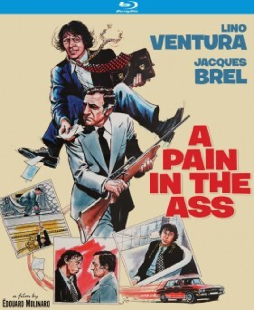 Pain in the Ass (1973) - A Pain in the Ass (aka L'Emmerdeur)