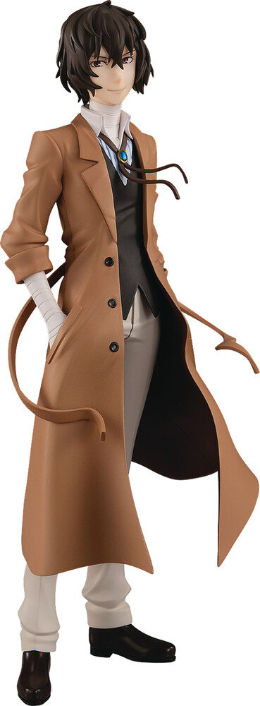 Good Smile Company - Good Smile Company - Bungo Stray Dogs Pop Up Parade Osamu Dazai PVC Figure