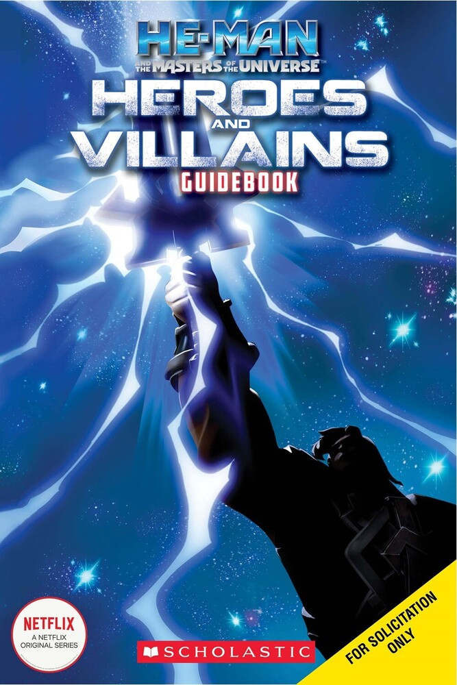 Phegley, Kiel - He-Man and the Masters of the Universe: Heroes and Villains Guidebook