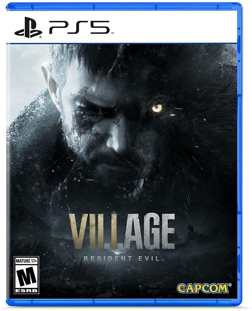 Ps5 Resident Evil Village - Resident Evil Village for PlayStation 5
