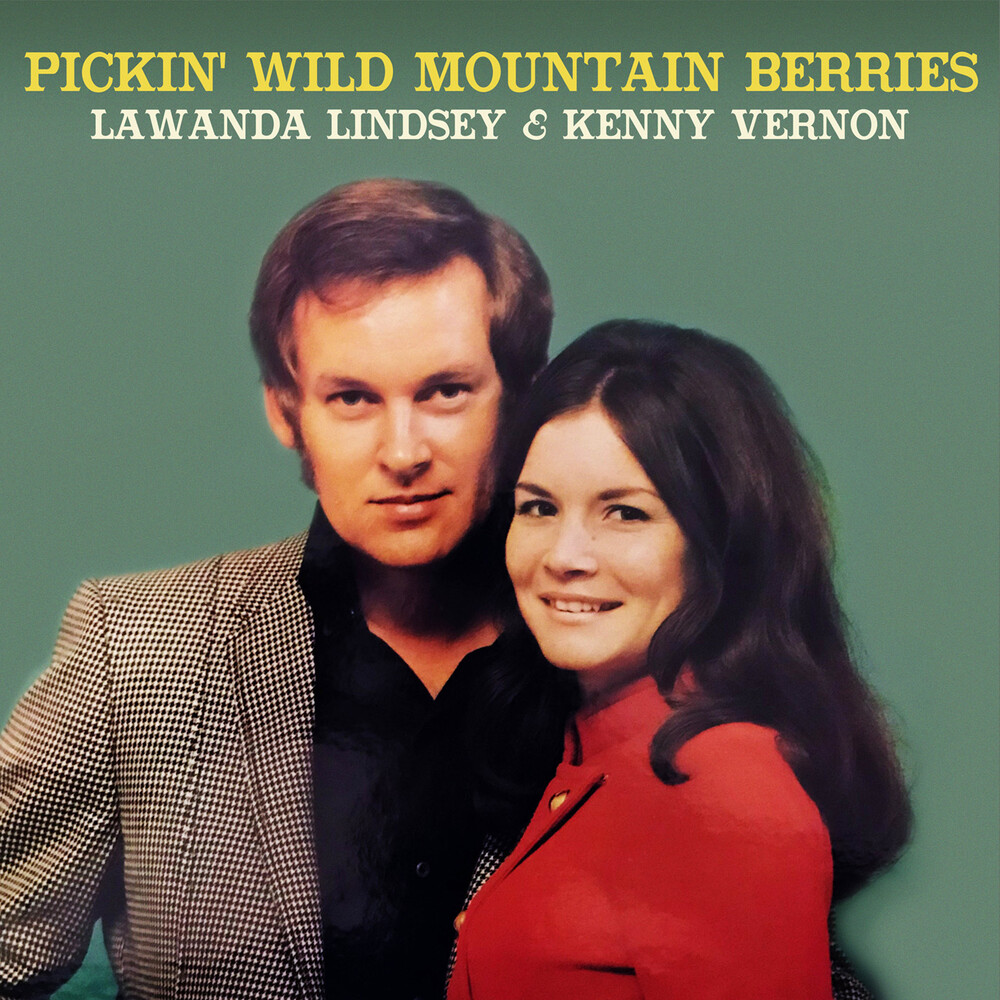 Lawanda Lindsey  / Vernon,Kenny - Pickin' Wild Mountain Berries