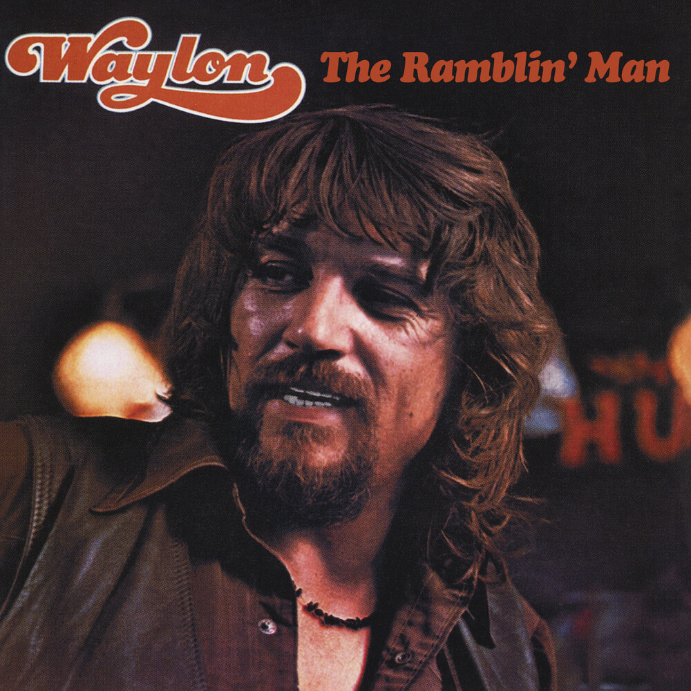 Waylon Jennings - Ramblin Man (Hol)