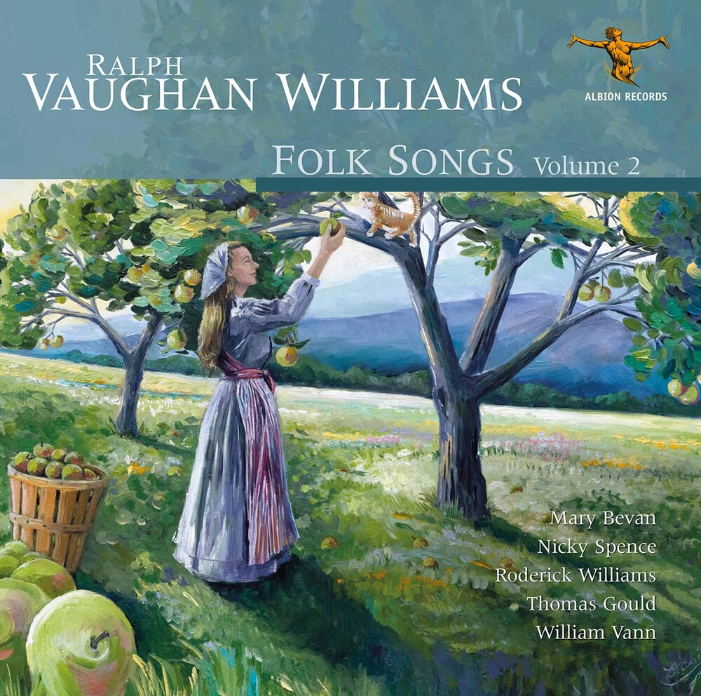 Williams / Williams / Vann - Folk Songs 2