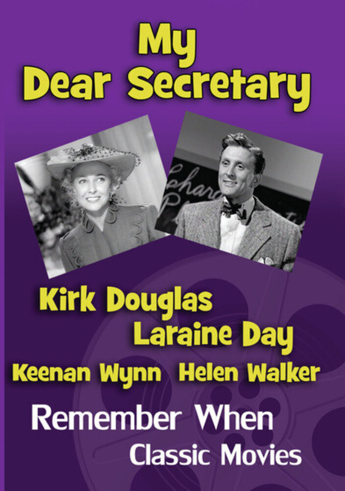 My Dear Secretary - My Dear Secretary