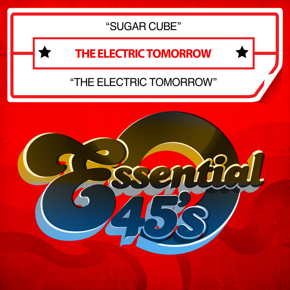 Electric Tomorrow - Sugar Cube / The Electric Tomorrow (Digital 45)