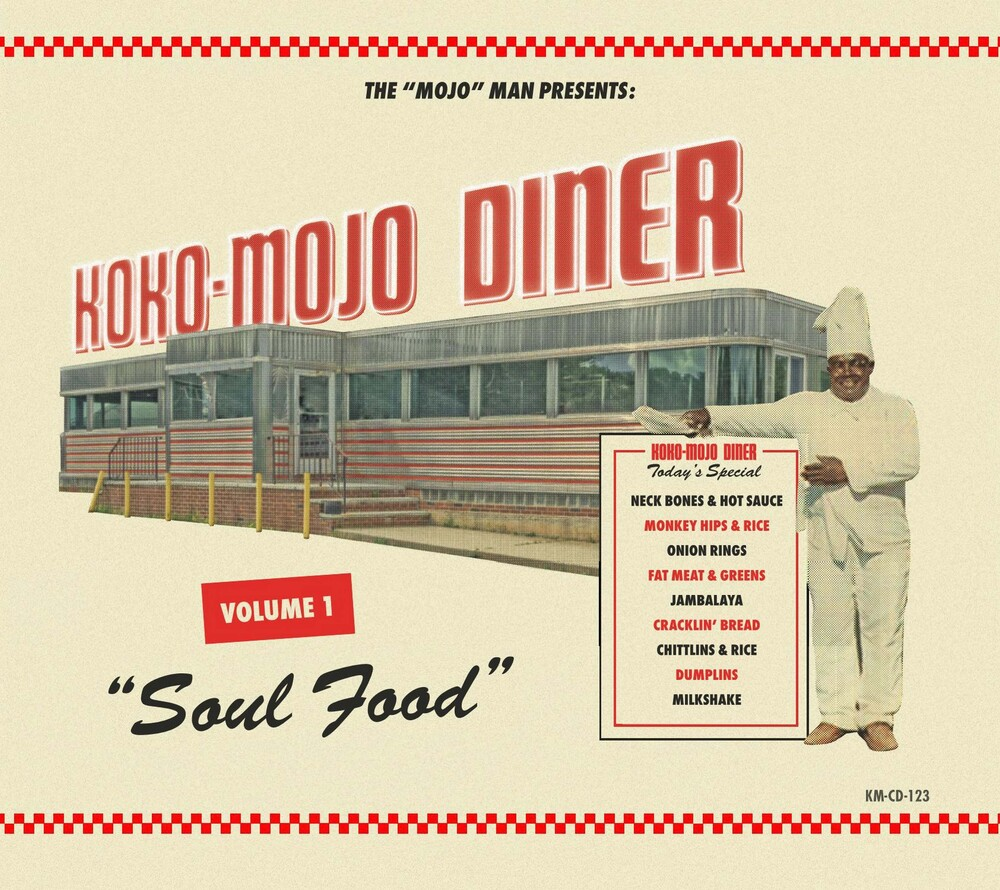 Koko-Mojo Diner 1 Soul Food / Various - Koko-mojo Diner 1 Soul Food (Various Artists)