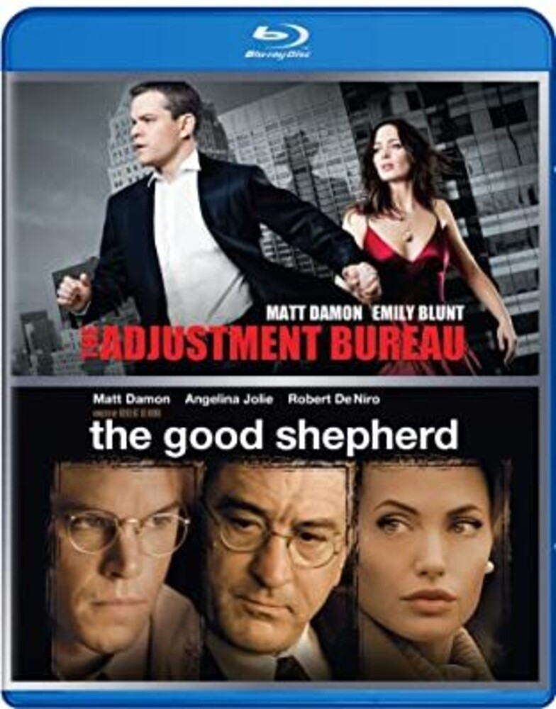 - Adjustment Bureau & The Good Shepherd Bd