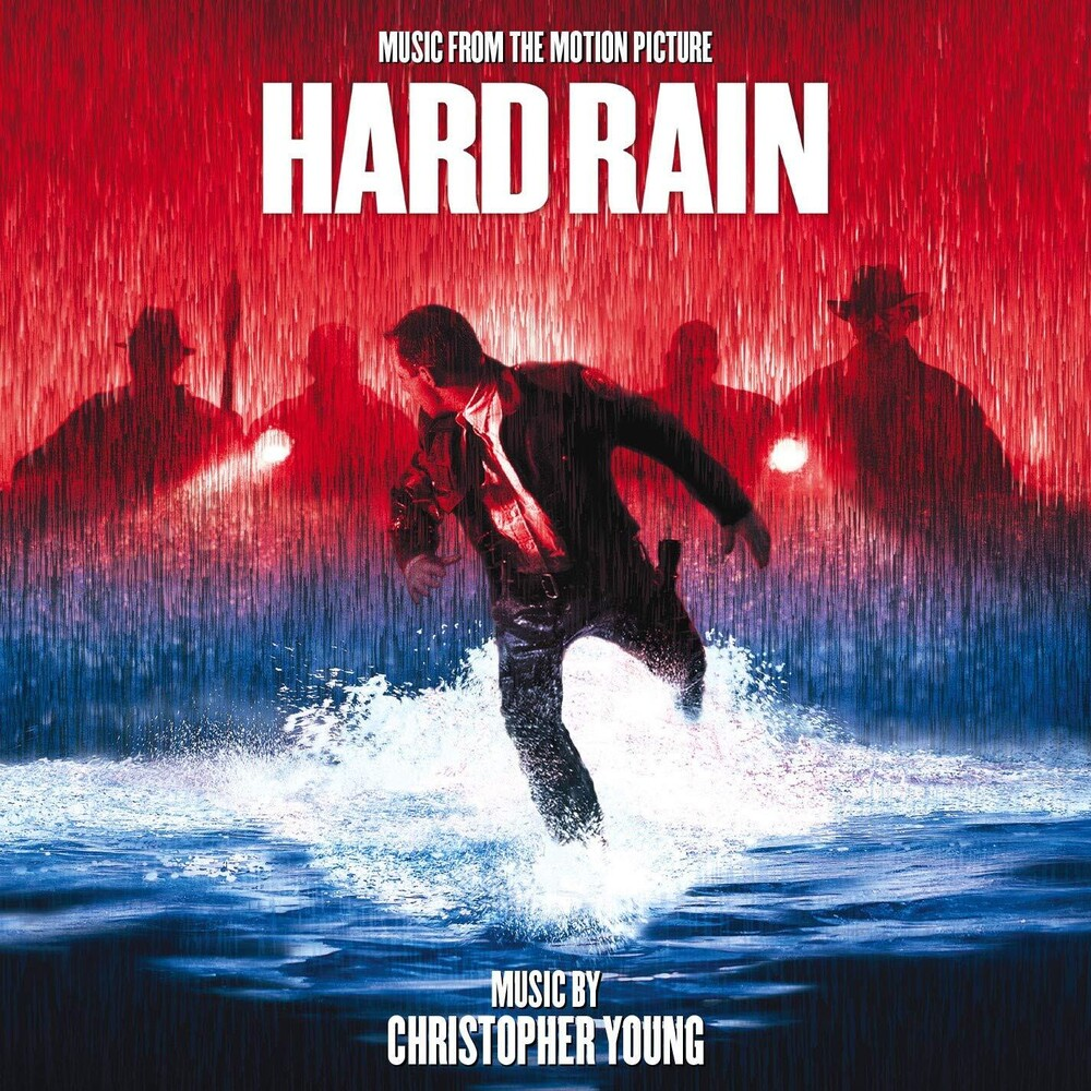 Hard Rain / O.S.T. (Ltd) (Jpn) - Hard Rain / O.S.T. [Limited Edition] (Jpn)