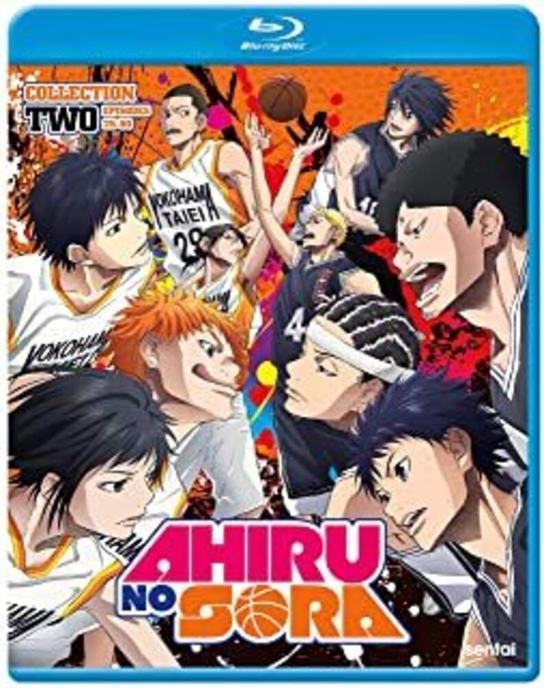 - Ahiru No Sora: Seasons 3 & 4