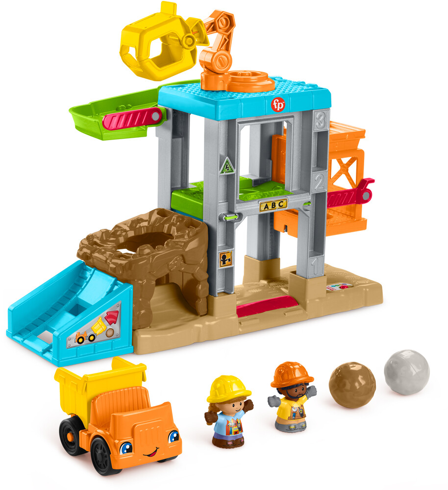 - Fisher Price - Little People Construction Site