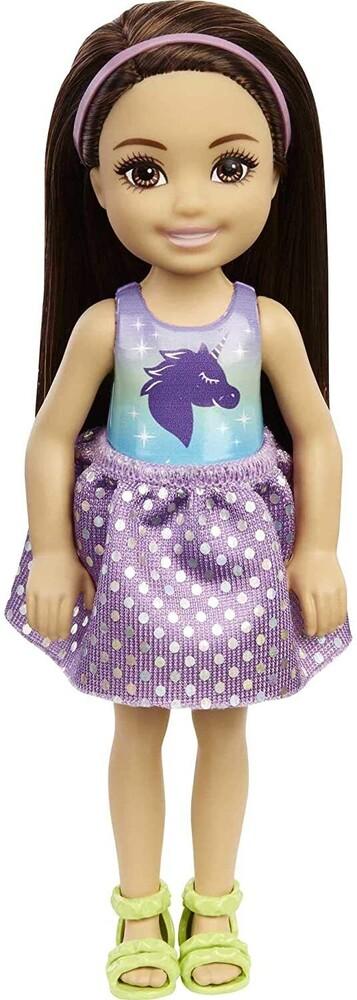 Barbie - Mattel - Barbie Chelsea Friend Doll 5